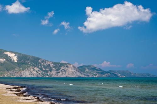 Zakynthos Laganas strand