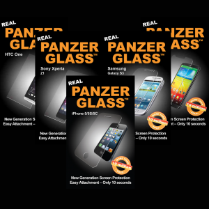 anzerGlass kijelzővédő üveglap